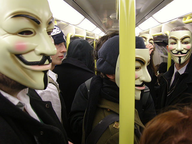 Anonymous Fawkes