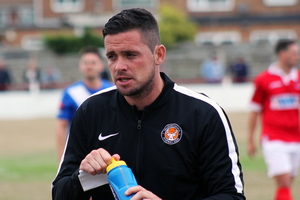 Walton Casuals F.C. - Anthony Gale took over as Walton Casuals manager in July 2015.