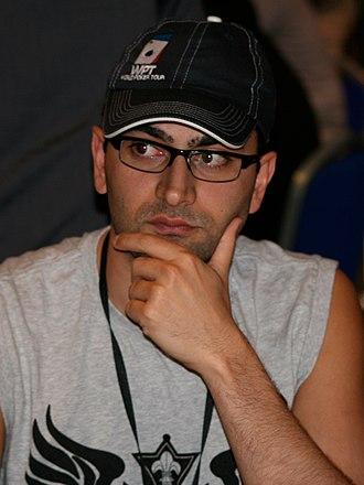 Antonio Esfandiari - Esfandiari in 2008