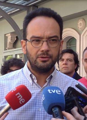 Antonio Hernando - Image: Antonio Hernando 2014 (cropped)