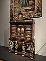 Antwerp cabinet, 1680-1690, Softwood, oak, veneered with ebony, rosewood and olive wood, tortoiseshell, bone, painted marble, gilt-copper pic4.jpg