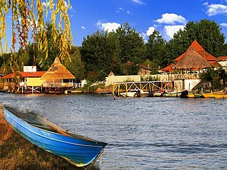 Anzali Lagoon - Image: Anzali Lagoon