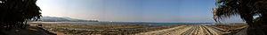 History of Miyazaki Prefecture - Aoshima of Miyazaki, A panorama of the 'Ogre's Washboard'