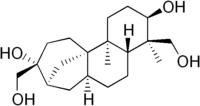 Aphidicolin structure.png
