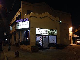Apollo Theater Chicago - Image: Apollo theater Chicago