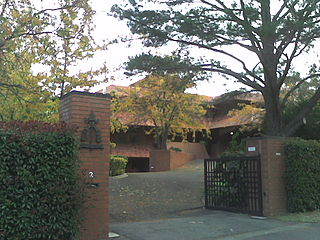 Apostolic Nunciature to Australia