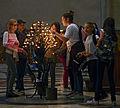 Appeal to Santa Maria. Basilica of Santa Maria del Fiore. Florence, Italy.JPG