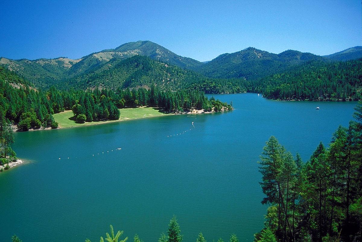 Applegate lake wikipedia for Fish lake oregon