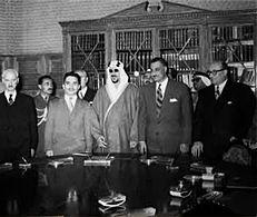 d6d858510 معاهدة الدفاع المشترك، 1957 بين مصر والأردن وسوريا والسعودية