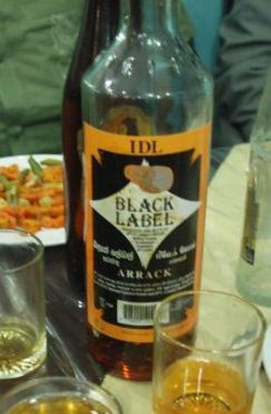 meaning of arrack