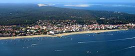 Arcachon, the Landes forest and the Dune of Pilat