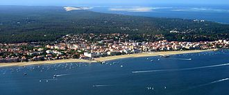 Arcachon - Arcachon, the Landes forest and the Dune of Pilat