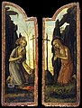 Arcangelo Di Jacopo Del Sellaio - St Jerome and St Mary of Egypt - WGA00789.jpg