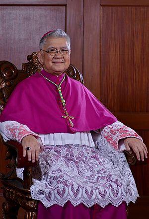 Angel Lagdameo - Image: Archbishop Angel Lagdameo