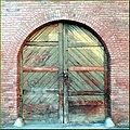 Arched Doorway, Redlands Alleys 10-27-13s (11275008835).jpg