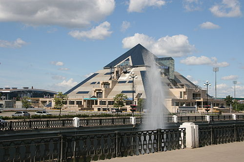 Entertainmentcomplex Piramide