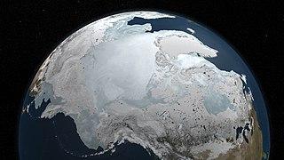Das Meereis der Arktis