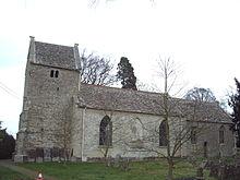 St. Mary's church Ardley
