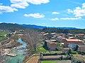Arenys de Lledó i el riu Algars - panoramio.jpg