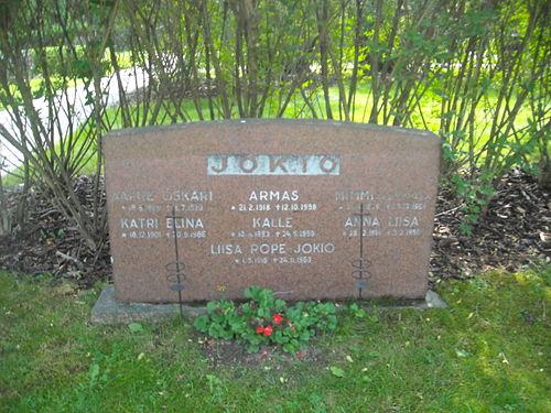 malmin hautausmaa elokuva