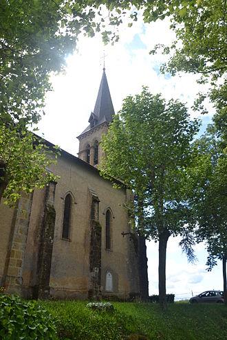 Armous-et-Cau - Image: Armous et Cau église Saint Martin 2