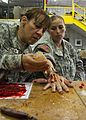 Army Reserve Soldiers prepare moulage 160720-A-PF286-003.jpg