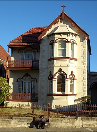 Arncliffe, New South Wales - former St Francis Xavier presbytery
