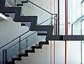 Arne jacobsen, rødovre town hall, stairwell 1952-1956.jpg