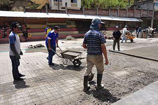 File arreglo del piso en la cancha de la ciudadela for Piso 21 wikipedia