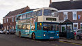 Arriva 4620 on route 153 at Market Bosworth (6669369565).jpg