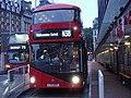 Arriva London North bus LT207 (LTZ 1207), route N38, 27 May 2014 (2).jpg