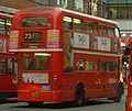 Arriva London Routemaster bus, route 73, Oxford Street, 24 December 2003.jpg
