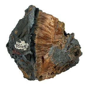 Arseniosiderite - Arseniosiderite, size: 6.4×6.2×5.6 mm