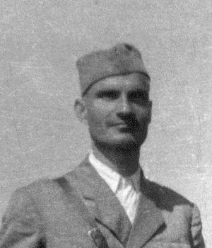 Arso Jovanović - Arso Jovanović in 1943
