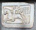 Artista forse borgognone, due pannelli dall'antica arca di sant'alberto, 1090-1110 ca. 01.jpg
