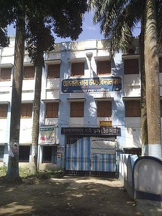 Asannagar - Asannagar High School Gate