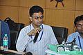 Ashish P Bhadane Speaks - Valedictory Session - Workshop for Organising World Robot Olympiad - NCSM - Kolkata 2016-06-17 4688.JPG