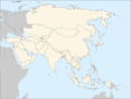 Asia-blank map.png