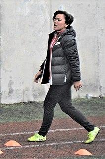 Aslı Canan Sabırlı Turkish womens footballer