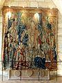 Asnières-sur-Oise (95), abbaye de Royaumont, tapisserie (sujet, date et provenance non renseigné).JPG