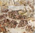 Assalto per mare e per terra al isola, e S. Michele. 15.07.1565 (cropped).png