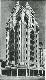 building in South Africa