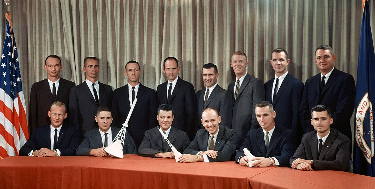 nasa apollo astronauts - photo #35