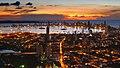 Atardecer en Cartagena de Indias desde La Popa. (esvoy).jpg