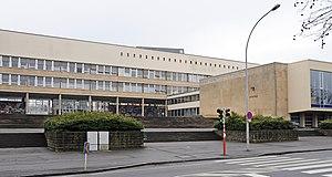 Athénée de Luxembourg - Image: Athénée Lux 1 Dez 07