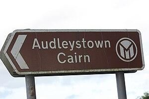 Audleystown Court Cairn - Image: Audleystown Court Cairn (08)