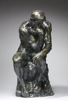Auguste Rodin - The Thinker - 1979.138 - Cleveland Museum of Art.tif