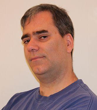 Greg Oliver - Image: Author Greg Oliver