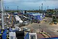 Autode ooteala sadamas Kavkaz 2014.a..jpg