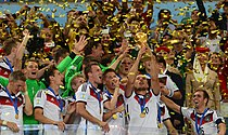 Award ceremony of the World Cup in Brazil 06.jpg